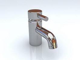 Bathroom sink faucet 3d model