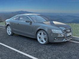 Audi S5 Coupe 3d model