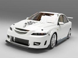 Mazda Atenza 3d model