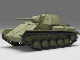 U.S. Army Tank 3d model