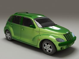 Chrysler PT Cruiser Limited 3d model