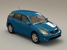 2005 Toyota Matrix 3d model