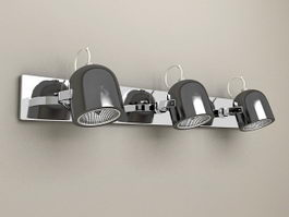 Bathroom Vanity Lights 3d model