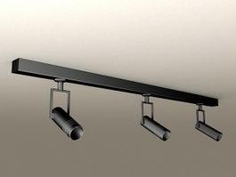 Spotlight Ceiling Lights 3d model