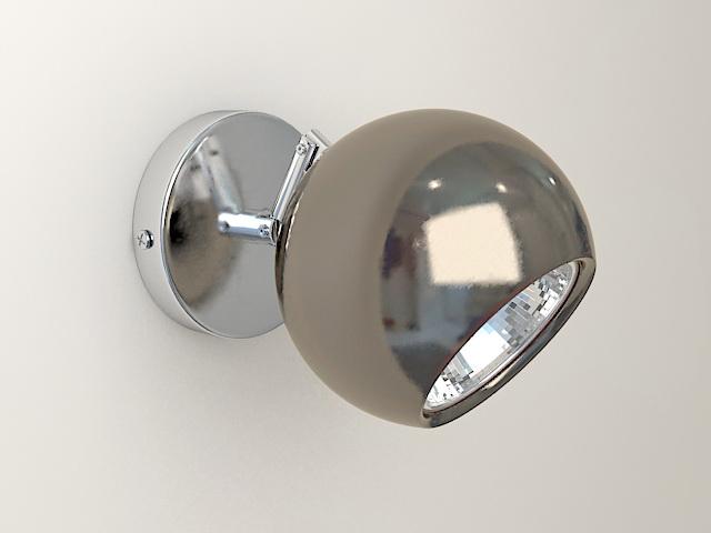 Halogen Spotlight Fixtures 3d model