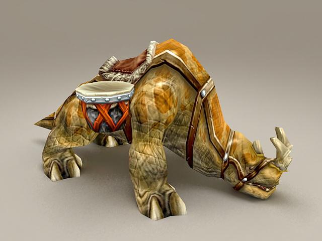 Kodo Beast 3d model