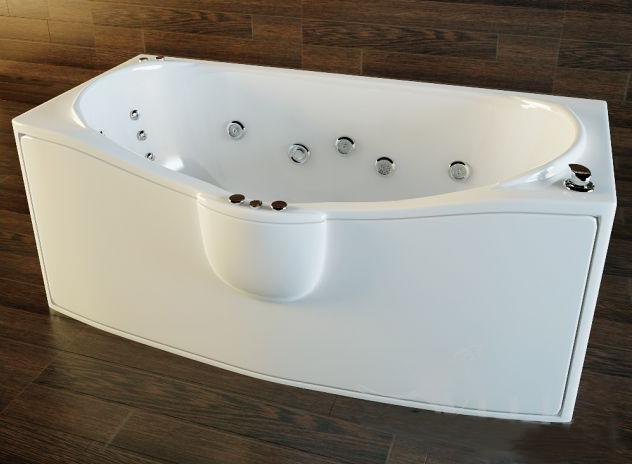 Jacuzzi Bathtub with Jet 3d model