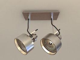 Ceiling Spotlight 3d model