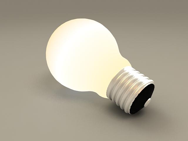 Bulb 3d model free download - cadnav com