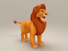 Cartoon Animals 3d Model Free Download Page 2 Cadnav Com