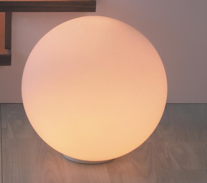 Glo Ball Table Lamp 3d model