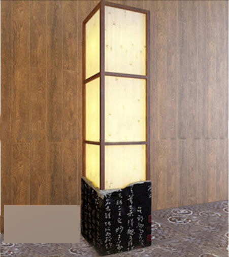 Chinese Style Floor Lamp 3d model