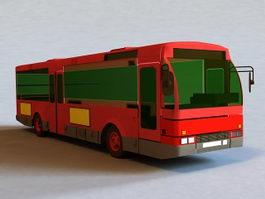 EMT Metropolitan Bus 3d model