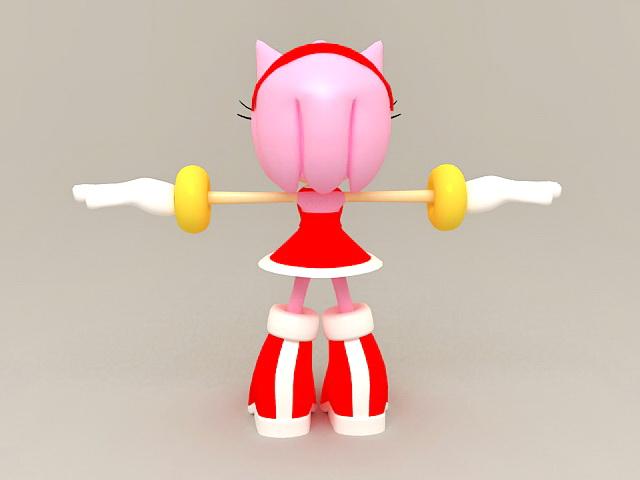 Character Model Blender