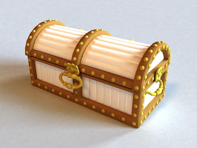 Trunk Treasure 3d model