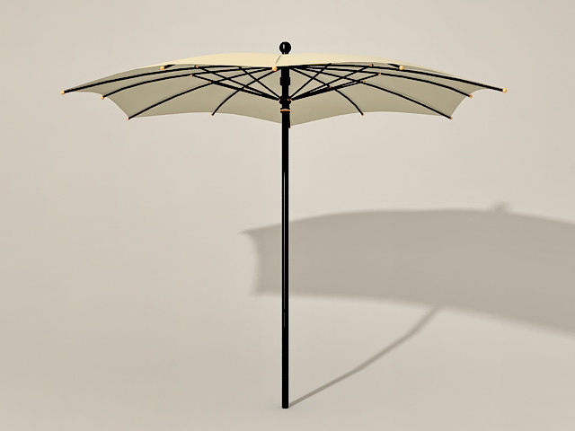 Sun Umbrella 3d Model 3ds Max Files Free Download