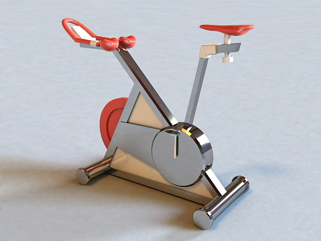 Fitness Cycle 3d model