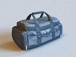 Duffle Bag 3d model