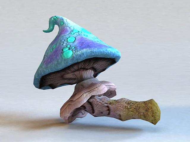 Giant Mushroom 3d model