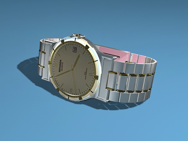 Sekonda Watch 3d model