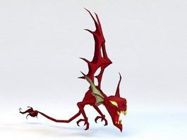 Little Demon 3d model