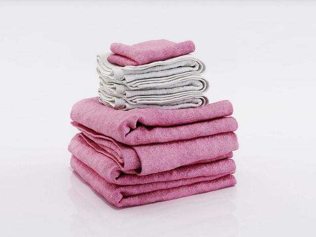 Bath Towel Sets 3d Model 3ds Max Files Free Download