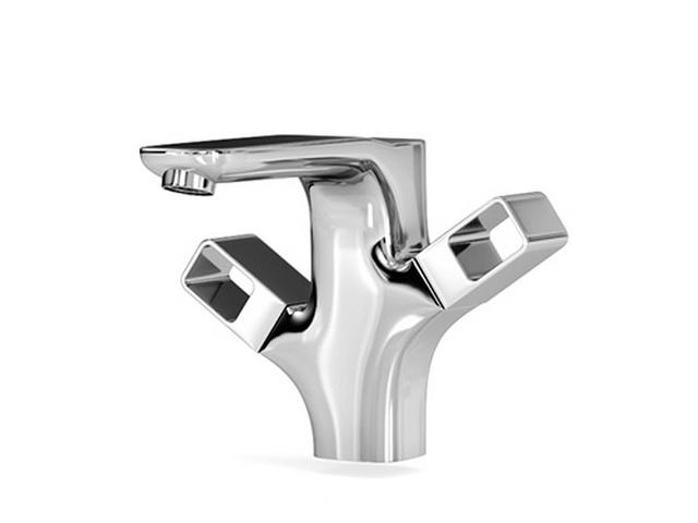 Basin Mixer Tap 3d model