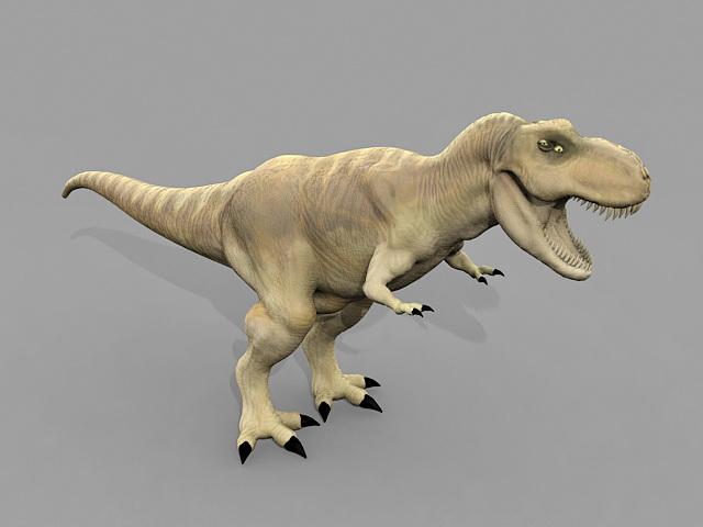Tyrannosaurus Dinosaur 3d model