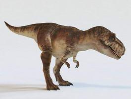 Tyrannosaurus Rex Dinosaur 3d model
