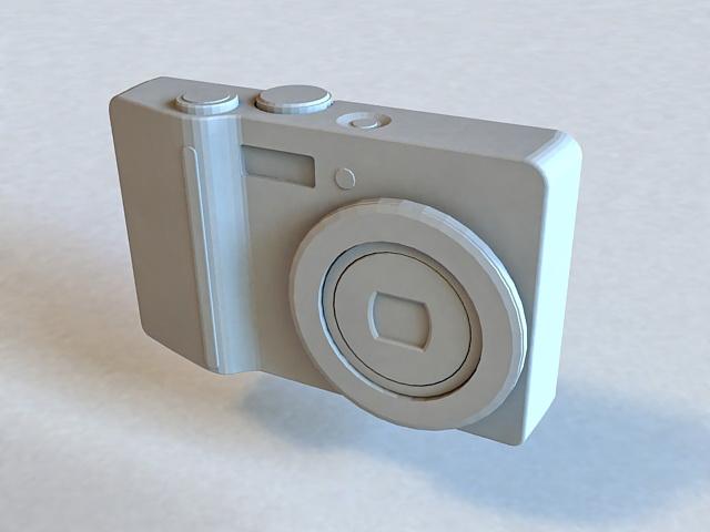 Samsung L73 Camera 3d model