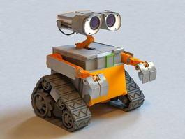 WALL-E Robot 3d model