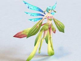 Fairy Princess 3d model