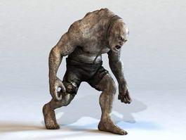 Resident Evil Hunter 3d model
