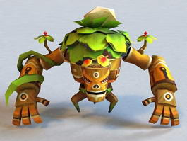 Treant Monster 3d model