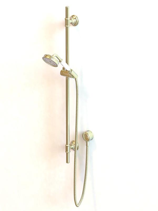 Shower Set 3d model 3D Studio,3ds Max files free download - modeling ...