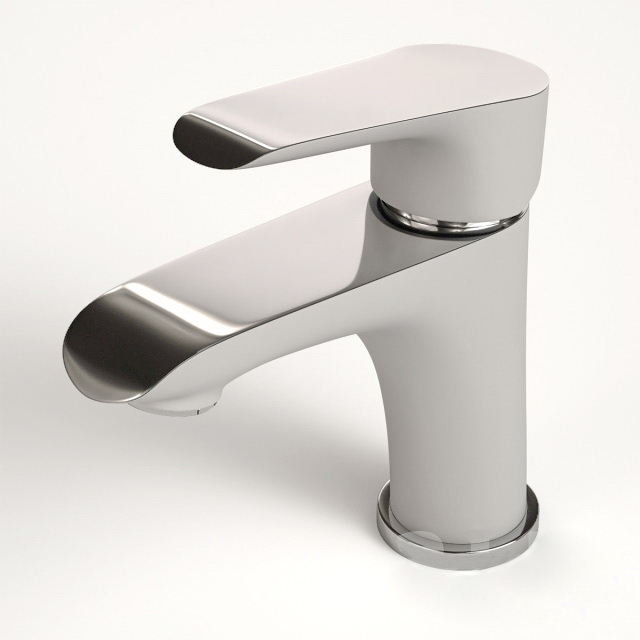 Wash Basin Faucet 3d model