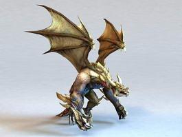 Drake Dragon 3d model