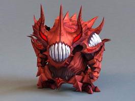 Ogre Demon 3d model