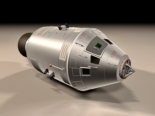 Crew module of PTK NP spacecraft  RussianSpaceWebcom