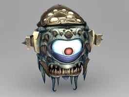 Greater Beholder 3d model