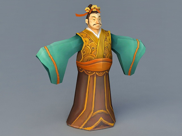 Ancient Chinese Landlord