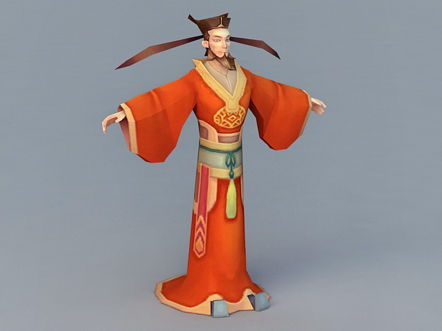Song Dynasty Official