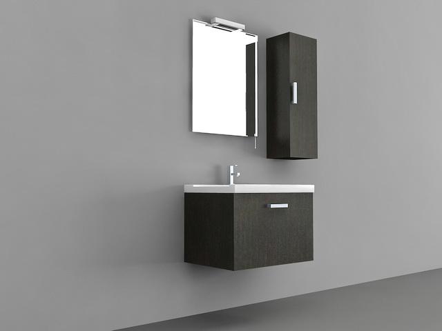 Wall Mount Bathroom Vanity Cabinet