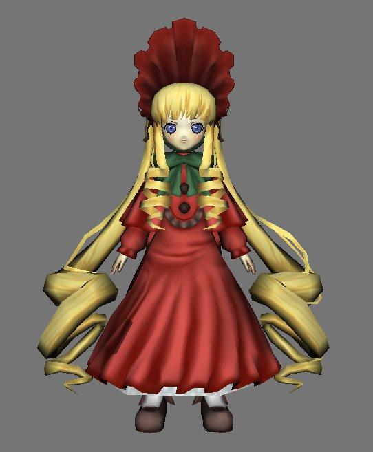 Rozen Maiden Shinku