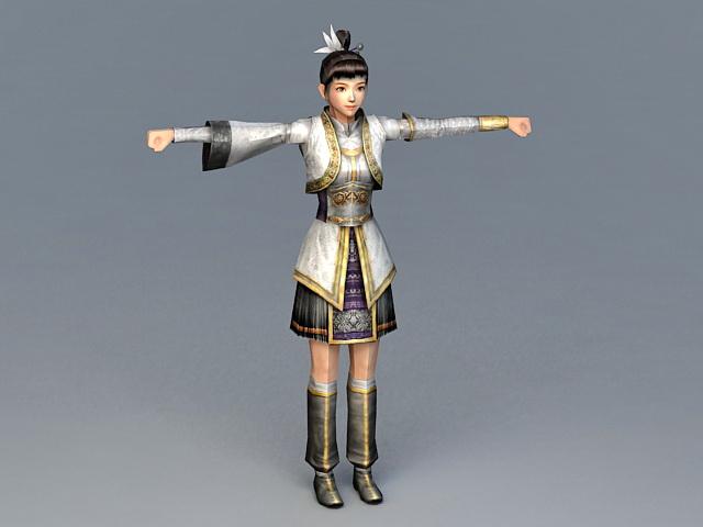 Female Imperial Guard