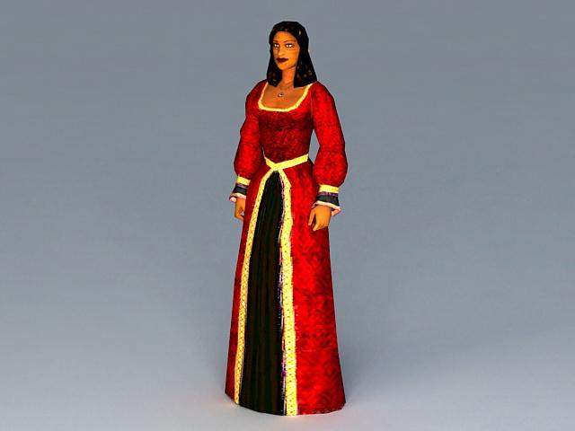 Medieval Renaissance Woman