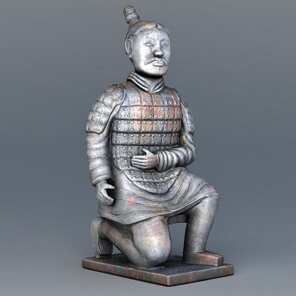 Terracotta Warrior Art