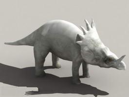 Styracosaurus Dinosaur 3d model