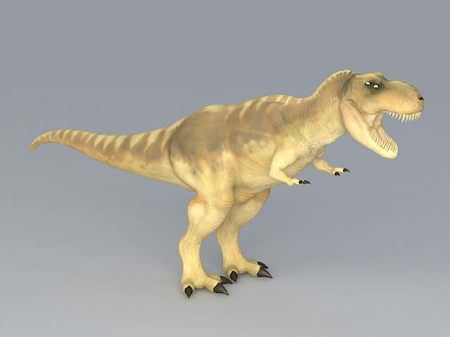 Vastatosaurus Rex 3d model