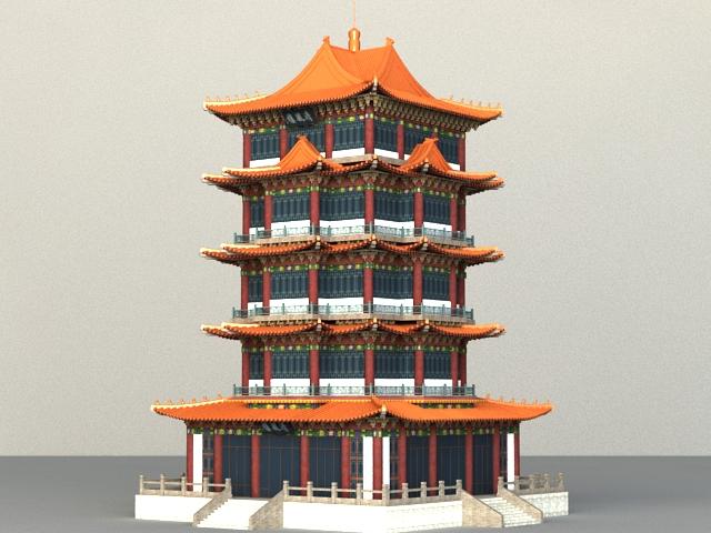 cadnav-1F329134208 Pagoda Paper House Design on paper wall, paper rose, paper art, paper reading, paper castle, paper trees, paper cross,